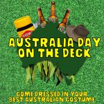 Australia Day on the Deck