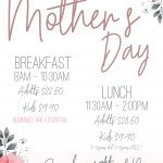 Mother's Day at the Riverview