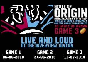 State of Origin Game 1