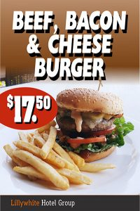 Daily Specials - Lunch